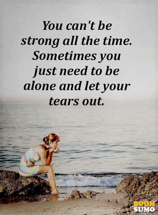 sad tears quotes