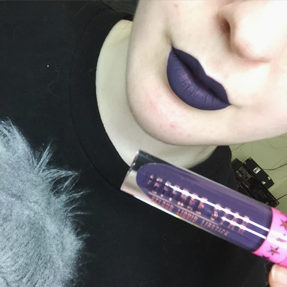 Jeffree Star Velour Liquid Lipstick in Abused