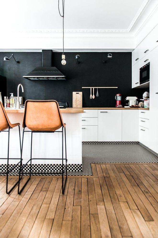 Cuisine Industrielle Idees Deco Tendance Loft In 2018 Kitchen