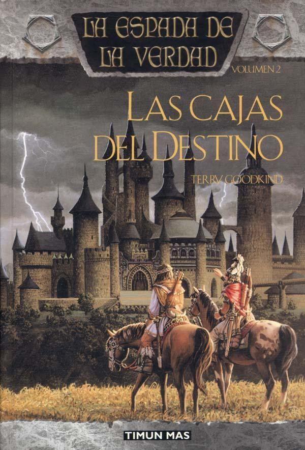 Las Cajas del Destino (Saga La Espada de la Verdad) (Terry ...