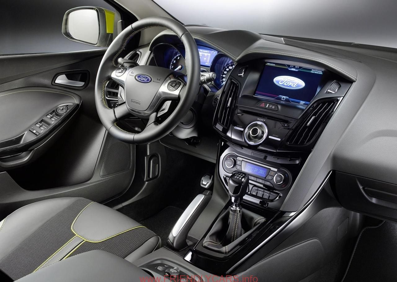 Nice 2012 Ford Focus Interior Back Seat Car Images Hd Ford Focus A