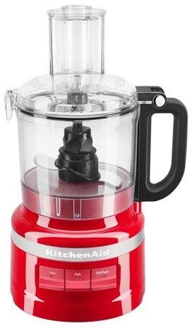 kitchenaid 7 cup food processor red kfp0718er products rh in pinterest com