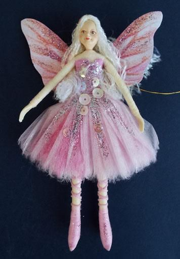 Nz Christmas Pavlova Fairy Doll From Shopnz Com Fairy Dolls Fairy Fairy Wands