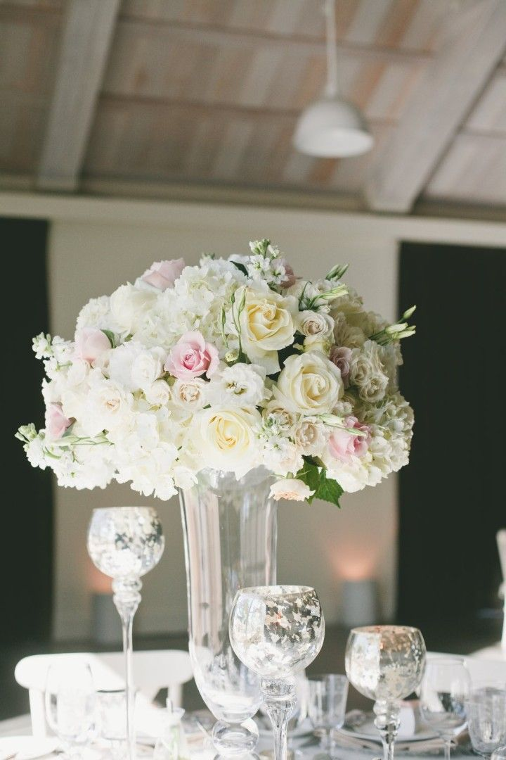 white and pink romantic napa valley wedding wedding centerpiece rh pinterest com
