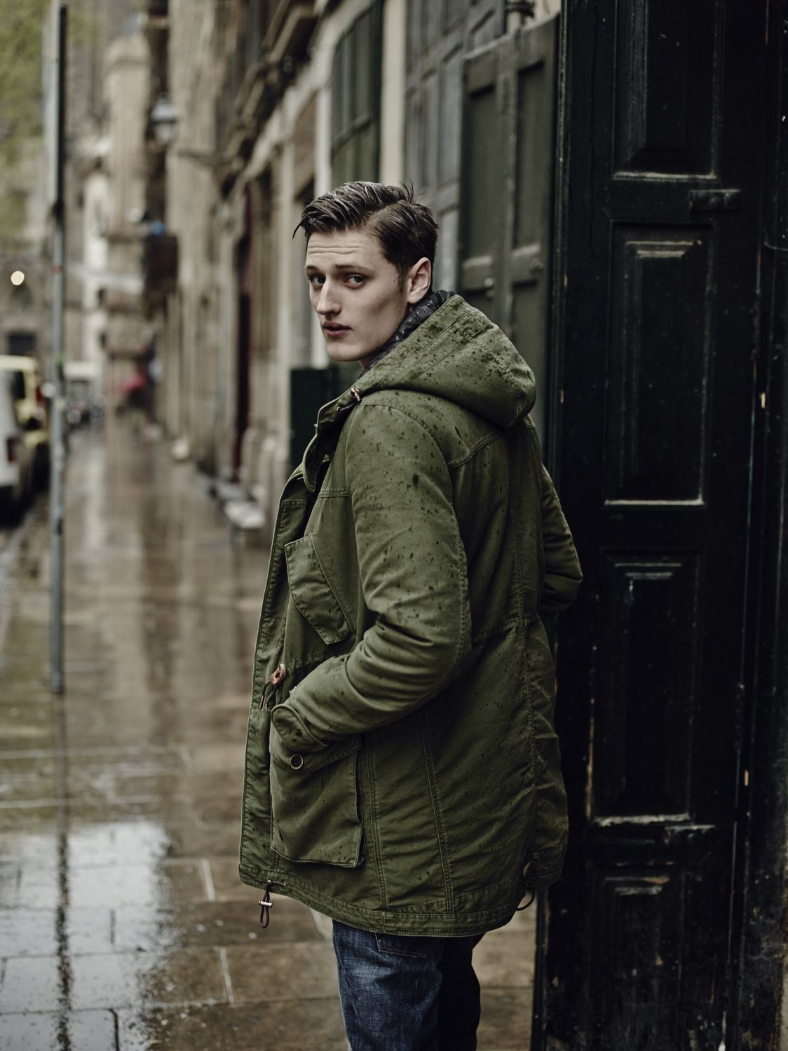 CAMPUS Lookbook Autumn/Winter 2014 #winter #style #outfit #parka ...