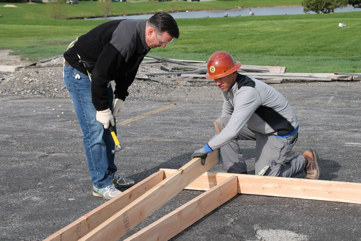 Habitat For Humanity of Northwest Indiana and Franciscan