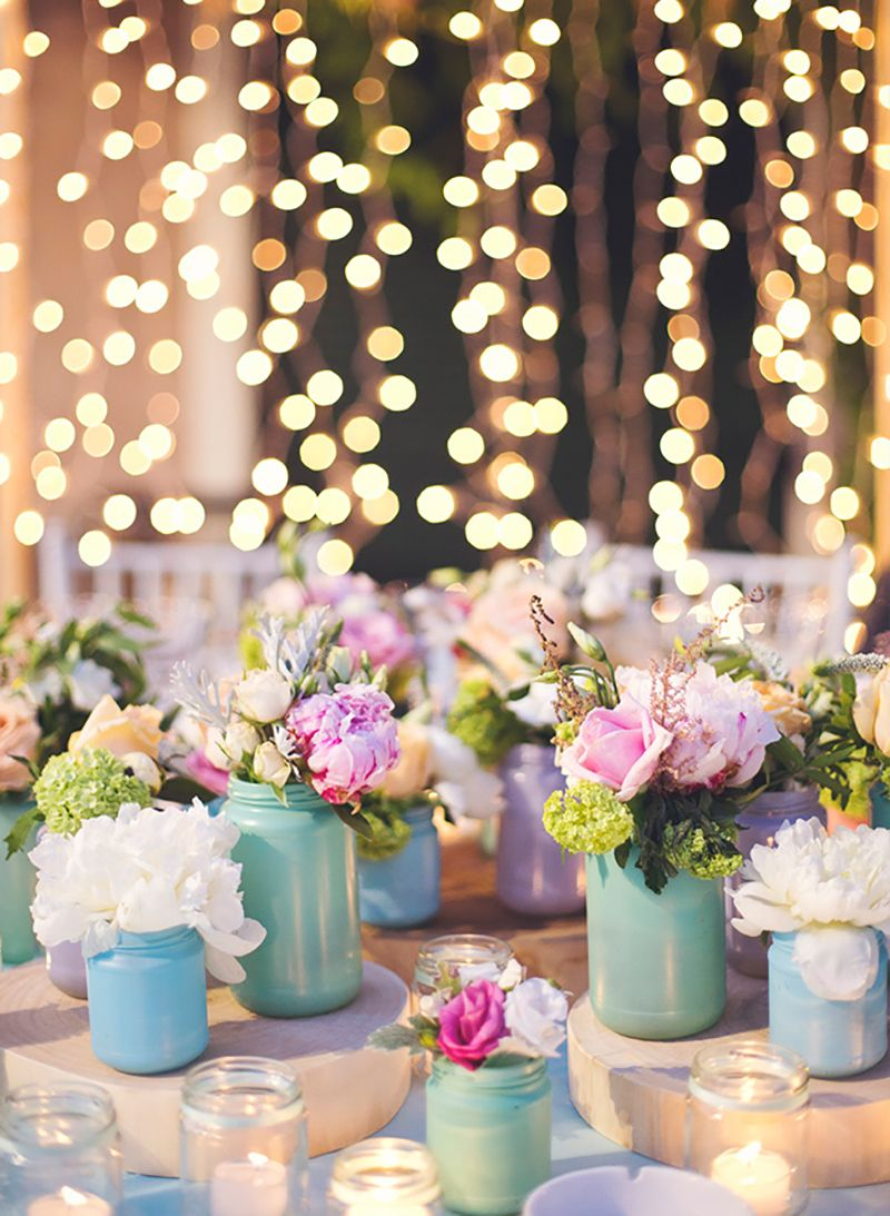 spring wedding table decoration ideas wedding ideas wedding rh pinterest com