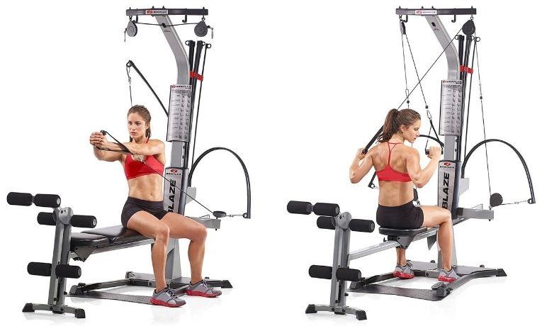 Bowflex Blaze Home Gym The Foyager Bowflex Workout Bowflex Blaze Bowflex Workout Routine