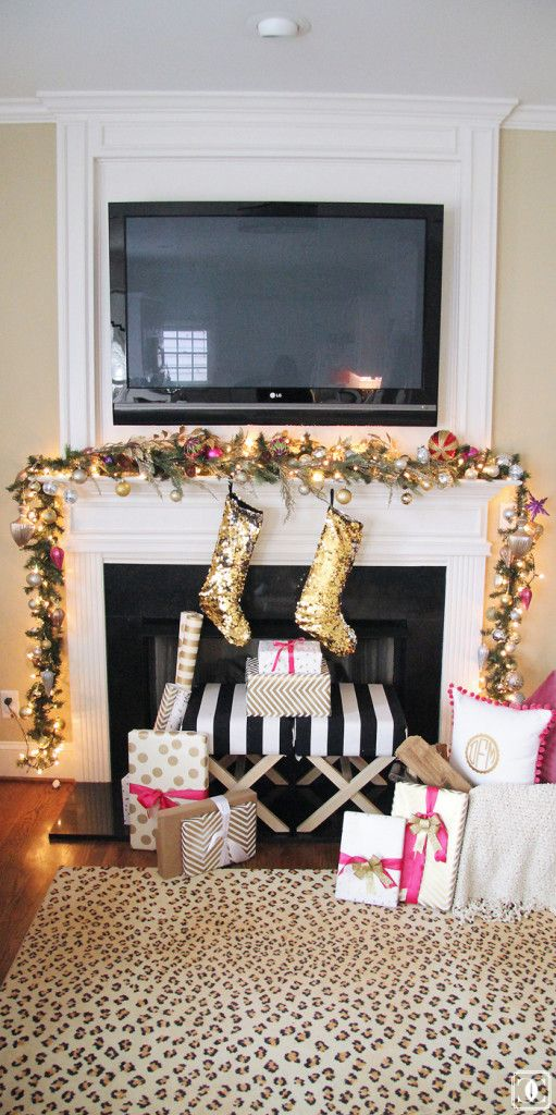 x benches holiday mantel holiday decor holiday gifts