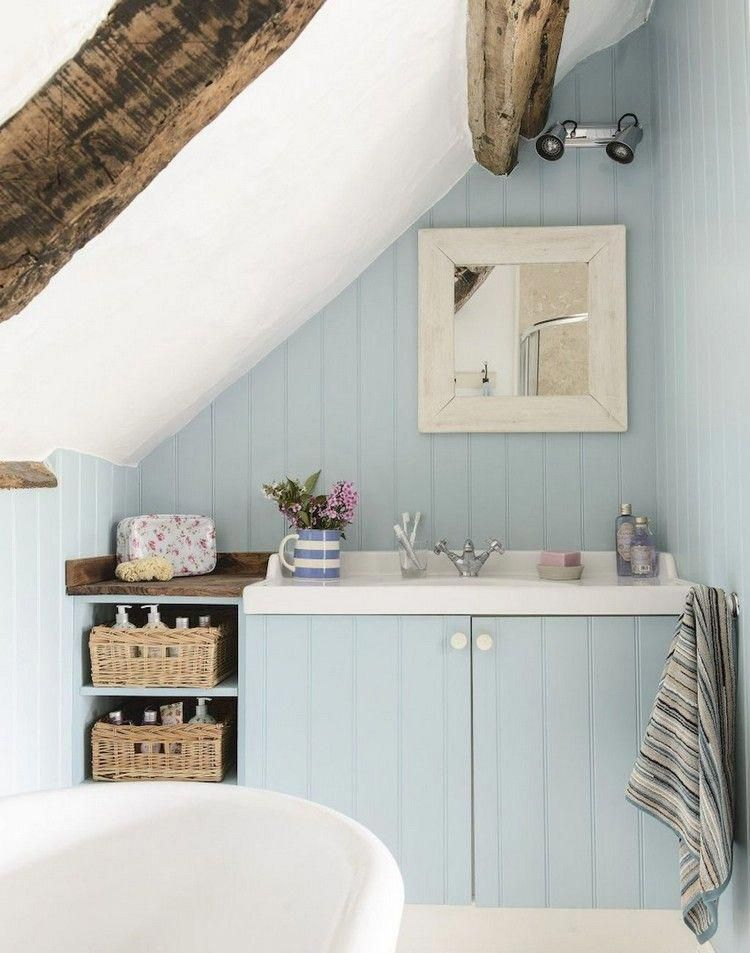 48 awesome attic bathroom design ideas bathroomdesign rh pinterest com