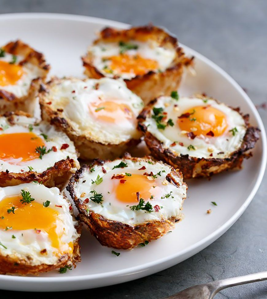 12 Low-Carb Breakfast Ideas Under 300 Calories - SELF