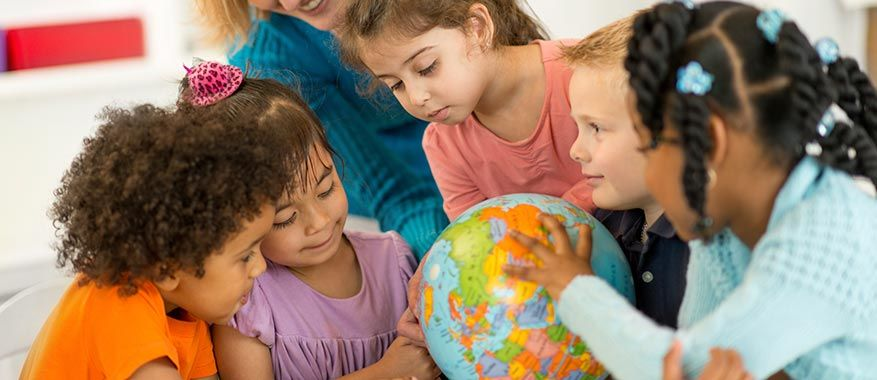 All about community: kids learn social studies concepts by observing what's around them.