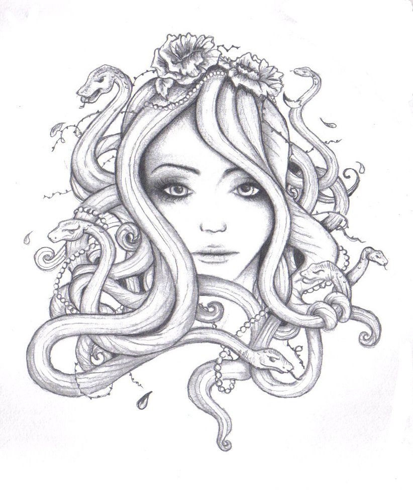 medusa drawing album covers u003cb u003emedusa drawing u003c b u003e and u003cb