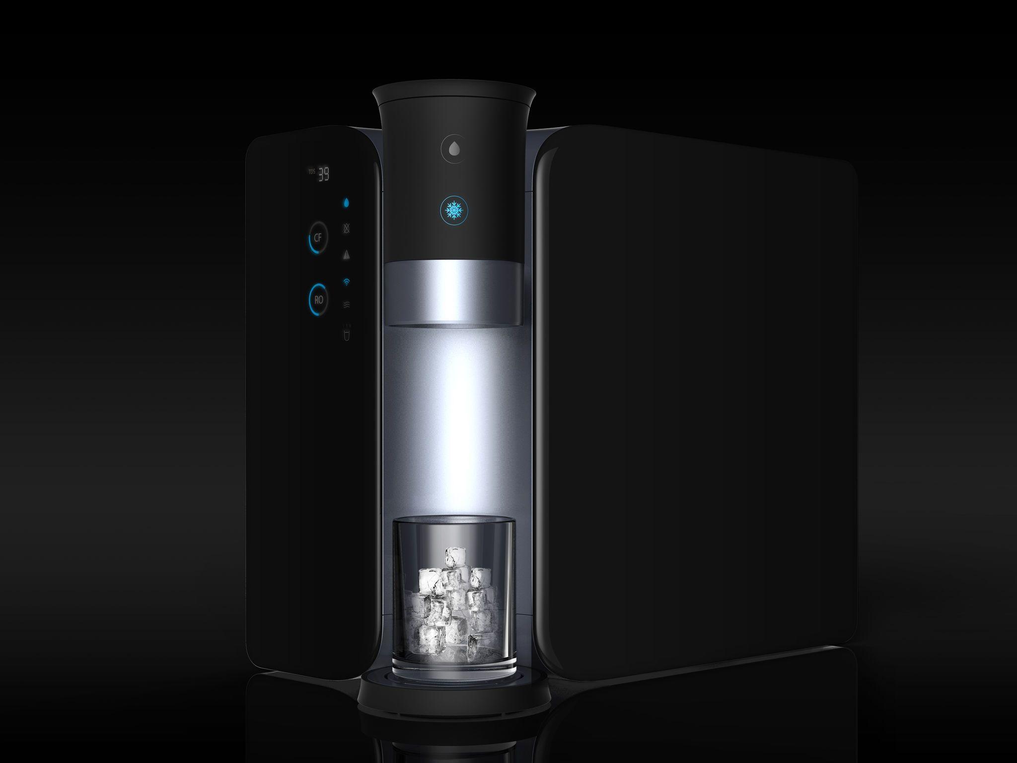 Intelligent Ice Maker Water dispenser, Ice maker, Faucet
