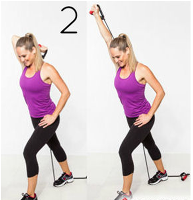 7 Resistance Band Exercises