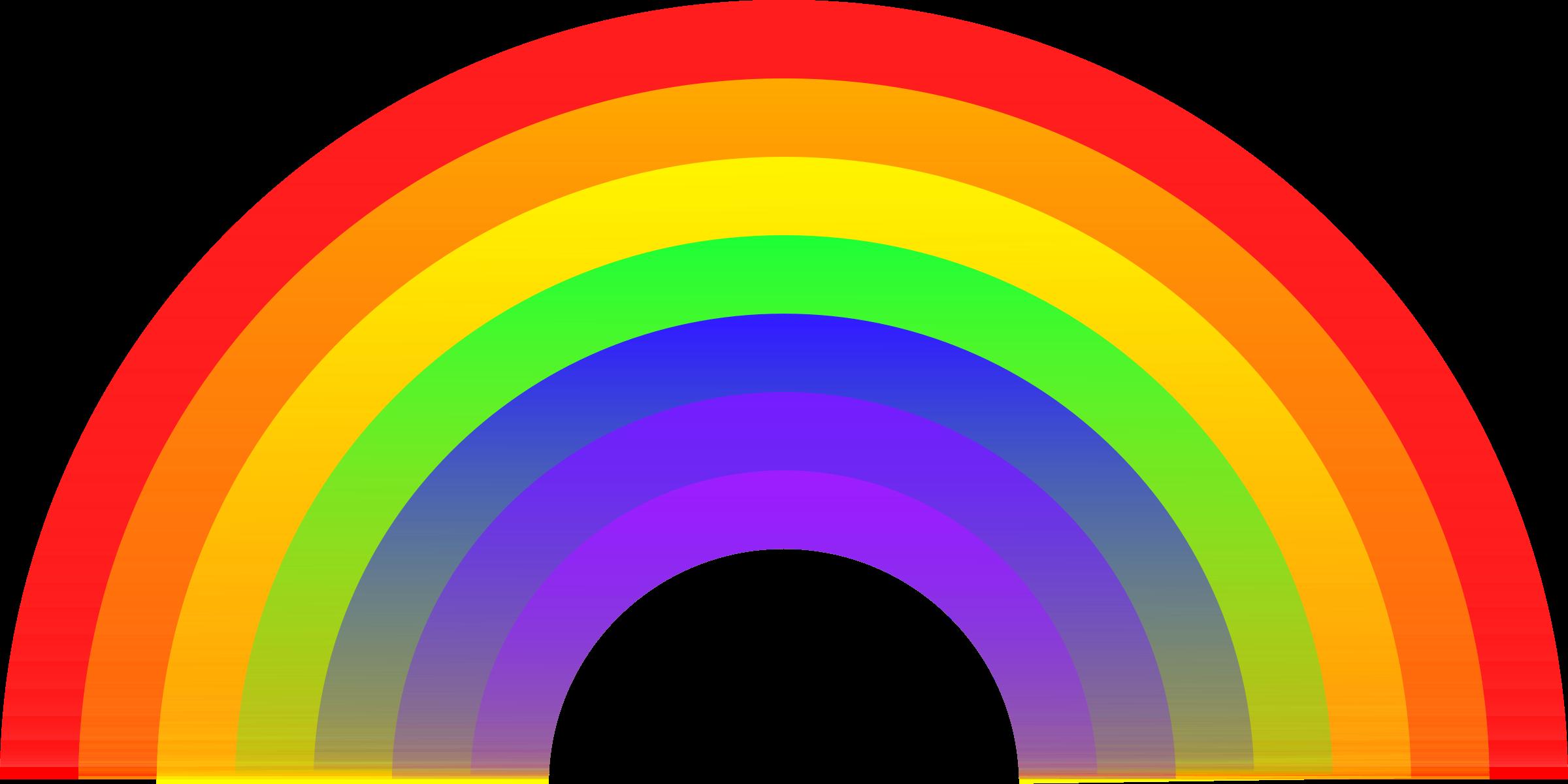 Rainbow Png Image Rainbow Clipart Rainbow Png Rainbow Images