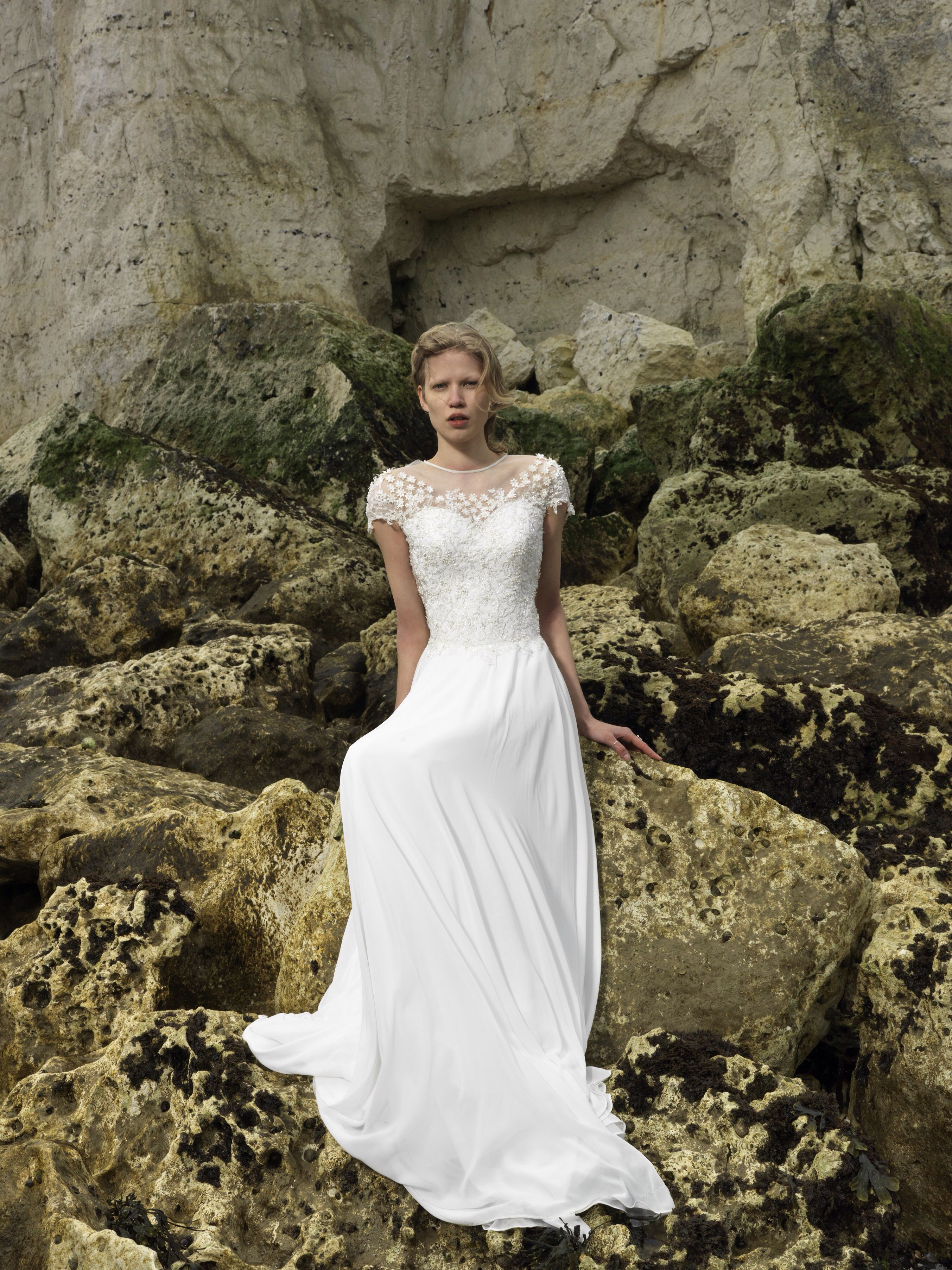 Ellis - A Maria Senvo Fifteen Collection Gown | Dreams and ...