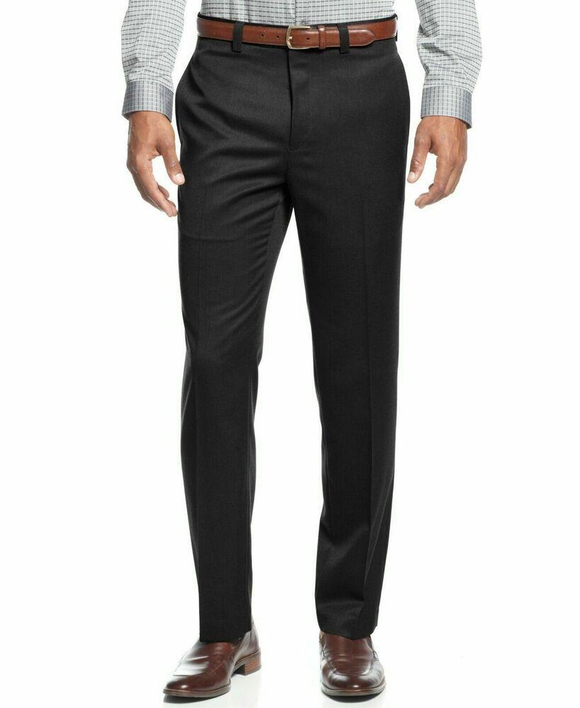 buying new buy online wholesale sales NEW $95 Lauren Ralph Lauren Covert Twill Flat Front Dress Slacks ...