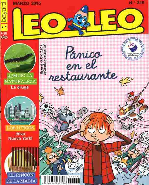 LEO LEO nº 315 (marzo 2015)