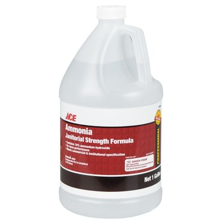 Ace Ammonia 6 Pack Industrial Cleaners Ace Hardware Diy Stock Tank Clean Scents Cleaning