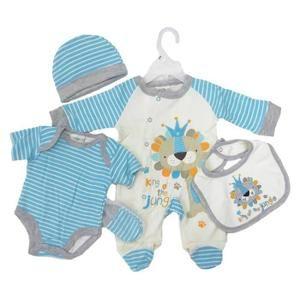 KIT NAISSANCE idéal cadeau de naissance pour bébé garçon, top qualité, 100%  coton c06c9abb64a