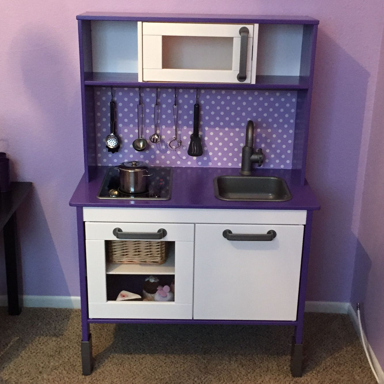IKEA play kitchen (With images) Ikea play kitchen