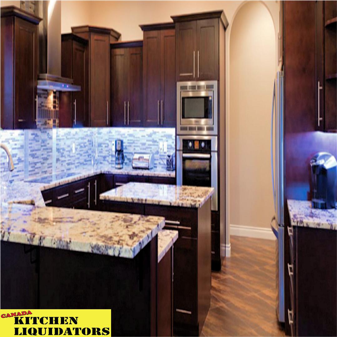 At Canada Kitchen Liquidators our custom kitchen