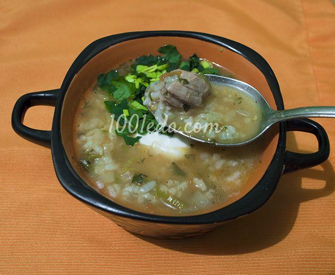 Суп харчо из говядины: рецепт с пошаговым фото ...