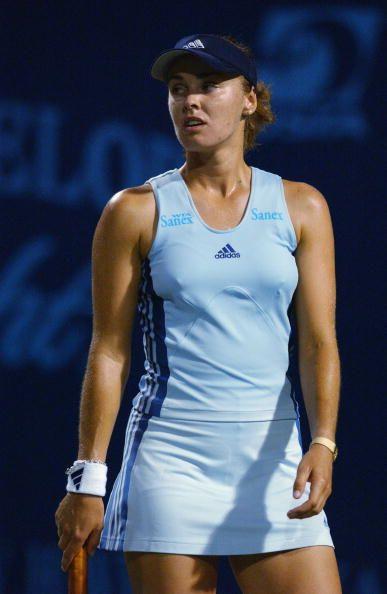 Tennisspielerin Sophia