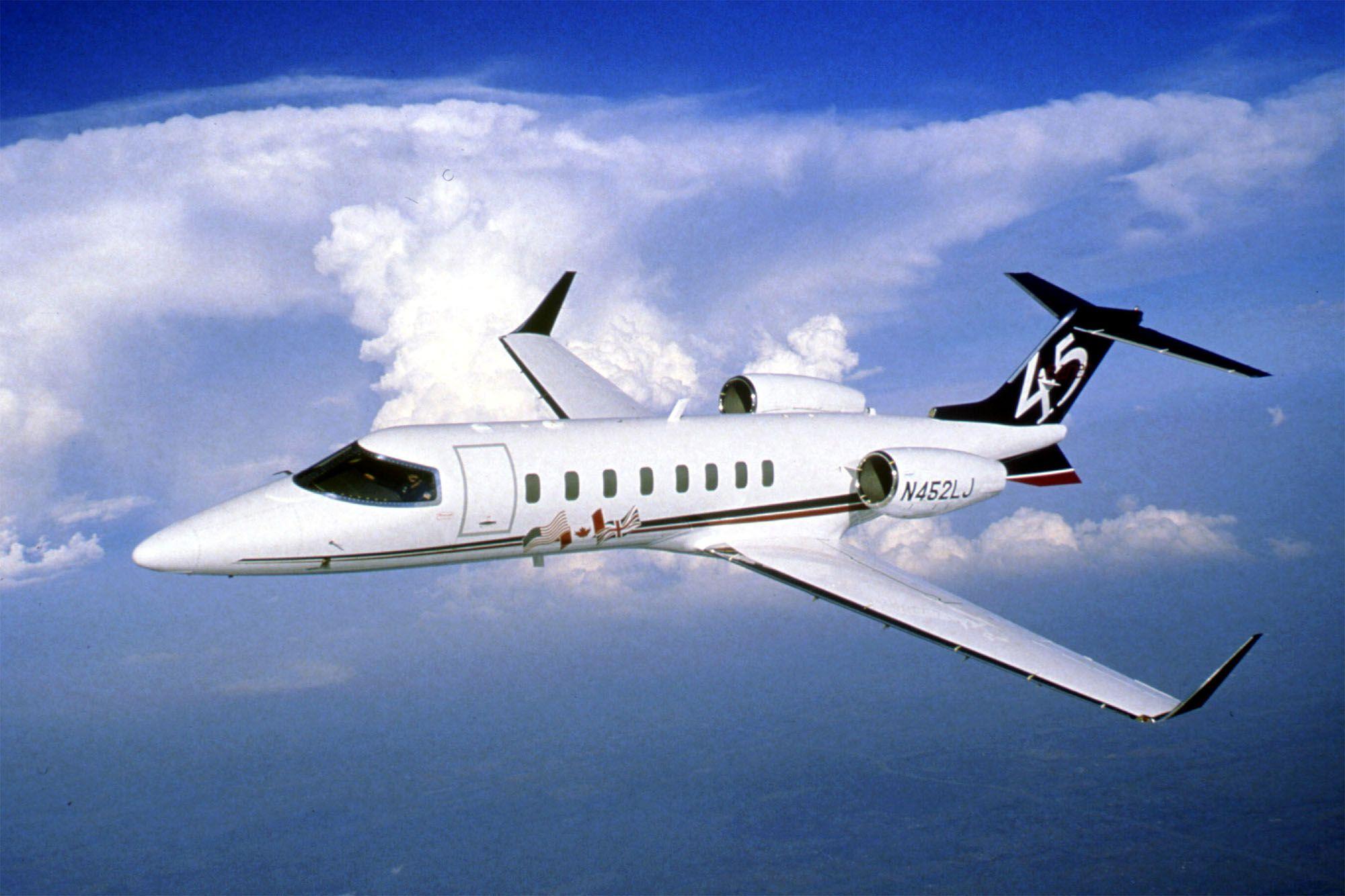 Image result for lear jet