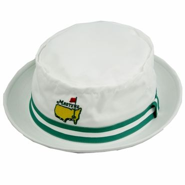 247a3966f6162 The Masters White Bucket Hat is one of the most popular hats. This official  Masters hat makes a wonderful gift for family