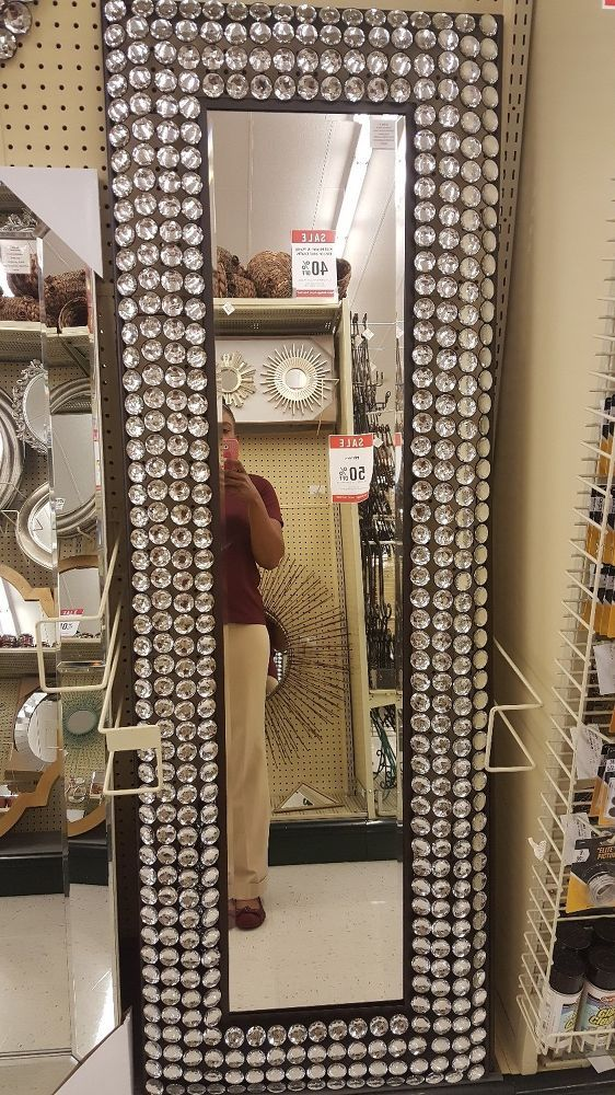 Turning a $5 Walmart mirror