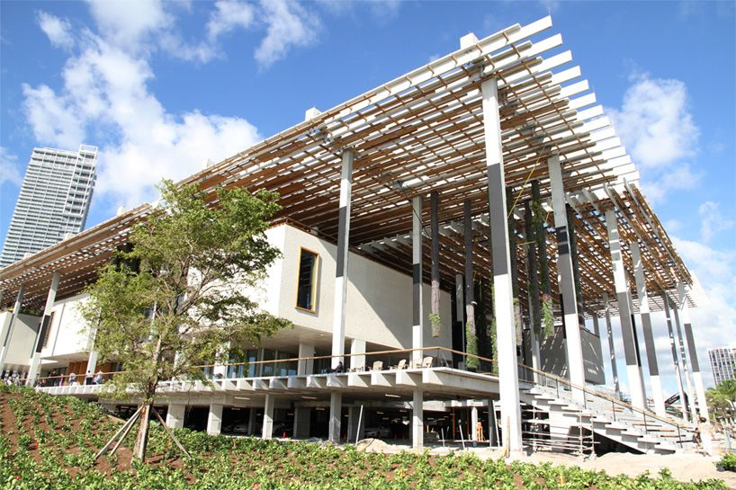 Herzog Amp De Meuron Completes Perez Art Museum Miami