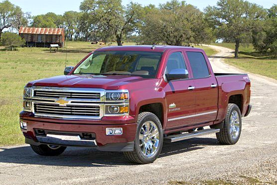 2014 Silverado High Country Review Chevrolet Silverado