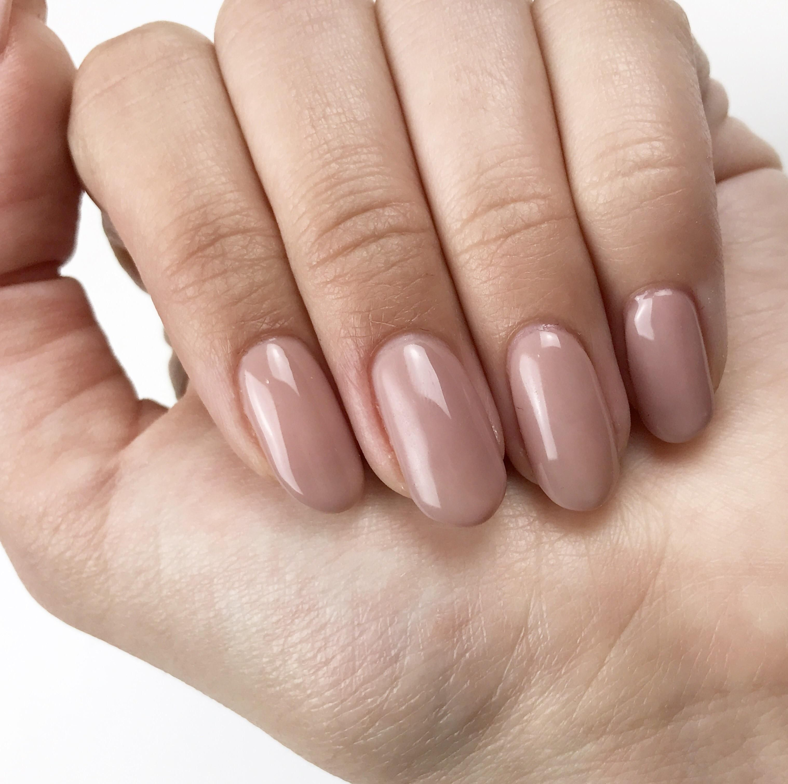I think I found the perfect everyday color Andreia Gel polish in 220 ...