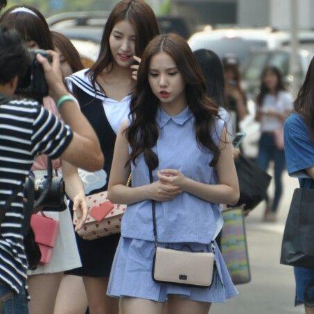 GFRIEND (여자친구) Music Bank by @KpopMap #musicbank #kpopmap #kpop #GFRIEND #MeGustasTu #Sowon #Yerin #Eunha #Yuju #SinB #Umji #여자친구
