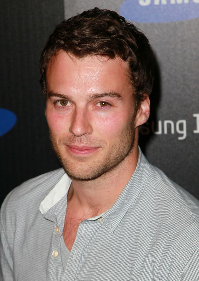Peter Mooney - couldn't find a pic that does him justice ...