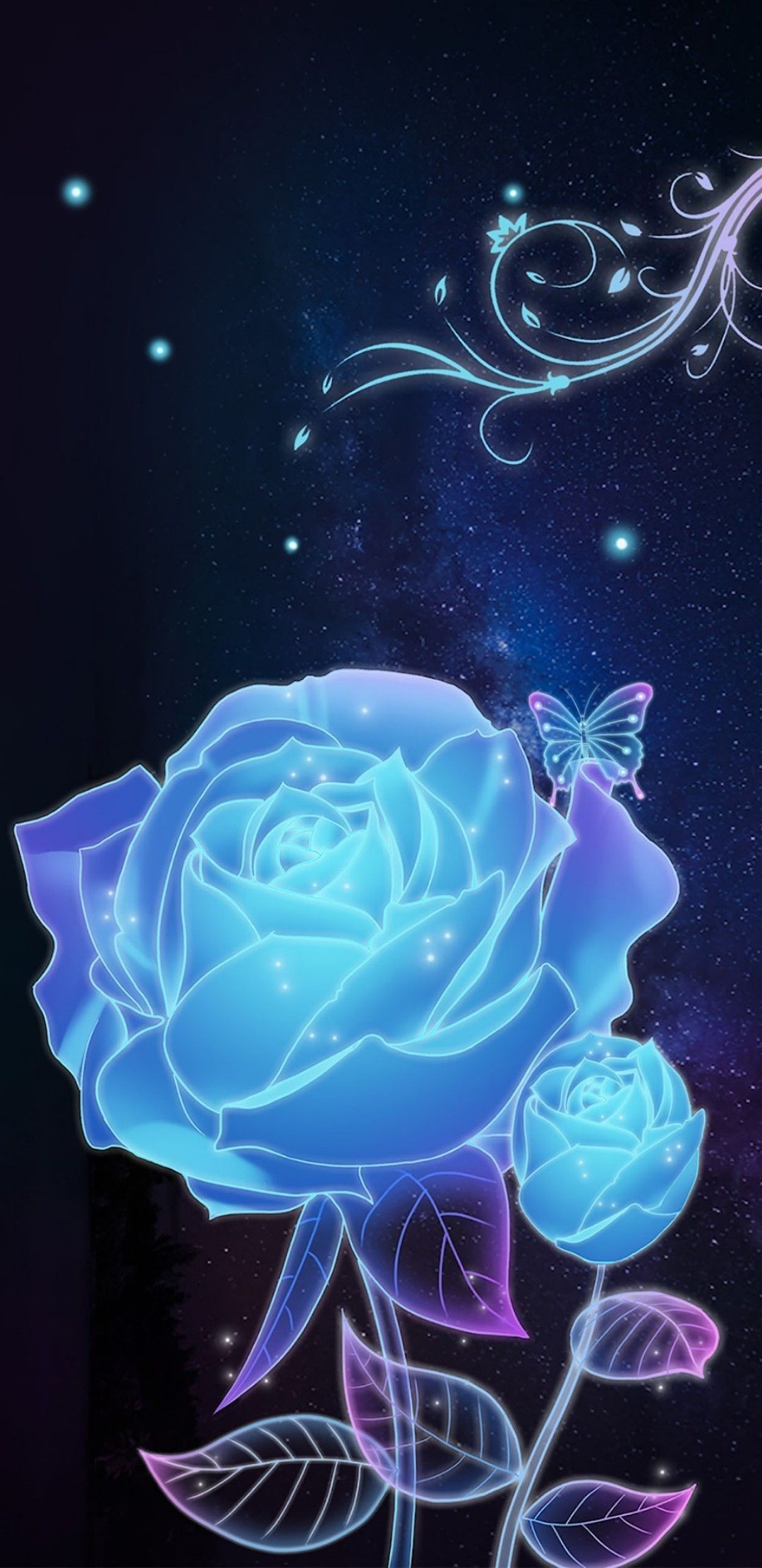 Pin By Dianna On Essences Dreamz Blue Roses Wallpaper Cute Flower Wallpapers Rose Wallpaper