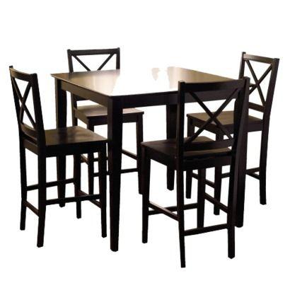 pub height kitchen table- target | modern kitchen
