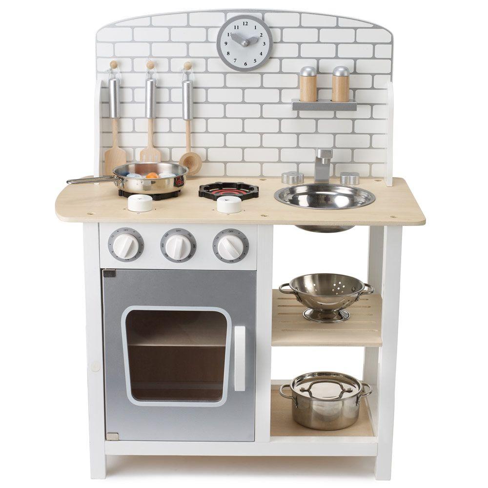 GLTC wooden play kitchen - GBP95   Harry and Hugo   Pinterest ...