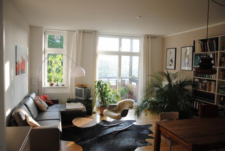 Bitte teilen! Helle Traumwohnung im Bergmannkiez - Wohnung in Berlin-Kreuzberg