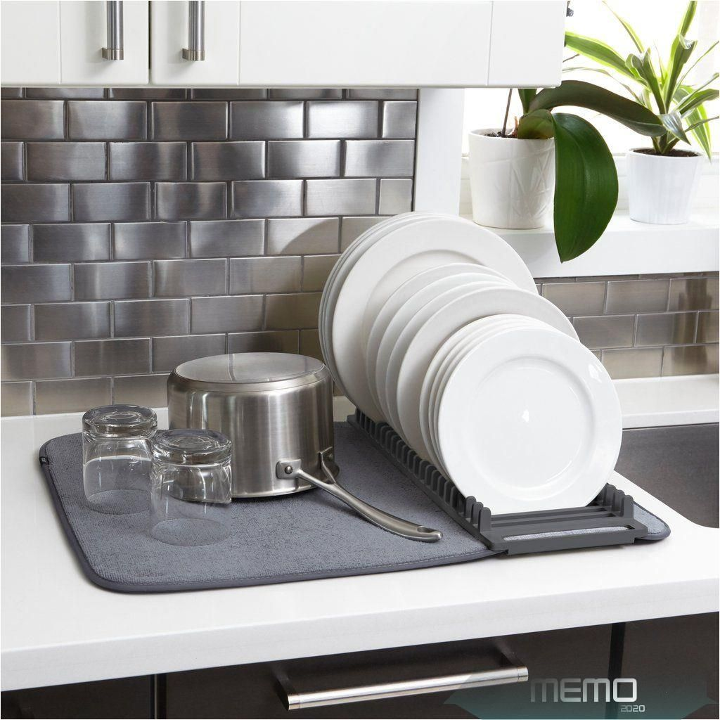 Jun 5 2020 This Pin Was Discovered By Joanna Discover And Save Your Own Pins On Pinterest Kitchentable K Dish Rack Drying Drying Rack Dish Drying Mat