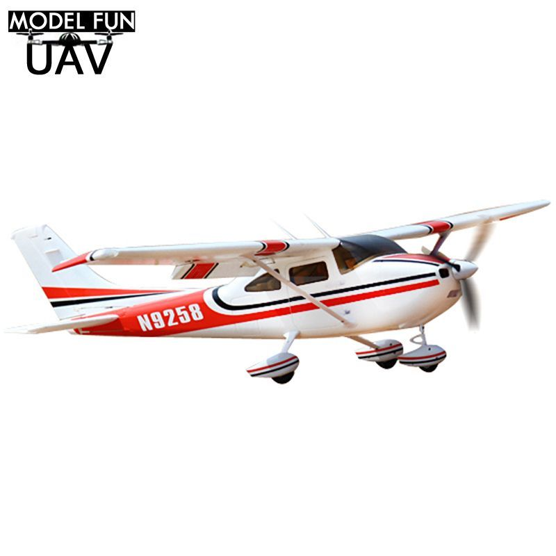 Find More RC Airplanes Information about 1410mm Cessna 182 RC ...