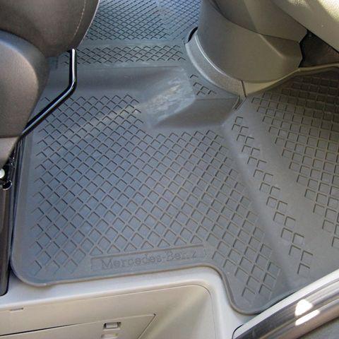 Sprinter Floor Mats  LTV Needs  Rubber floor mats Floor