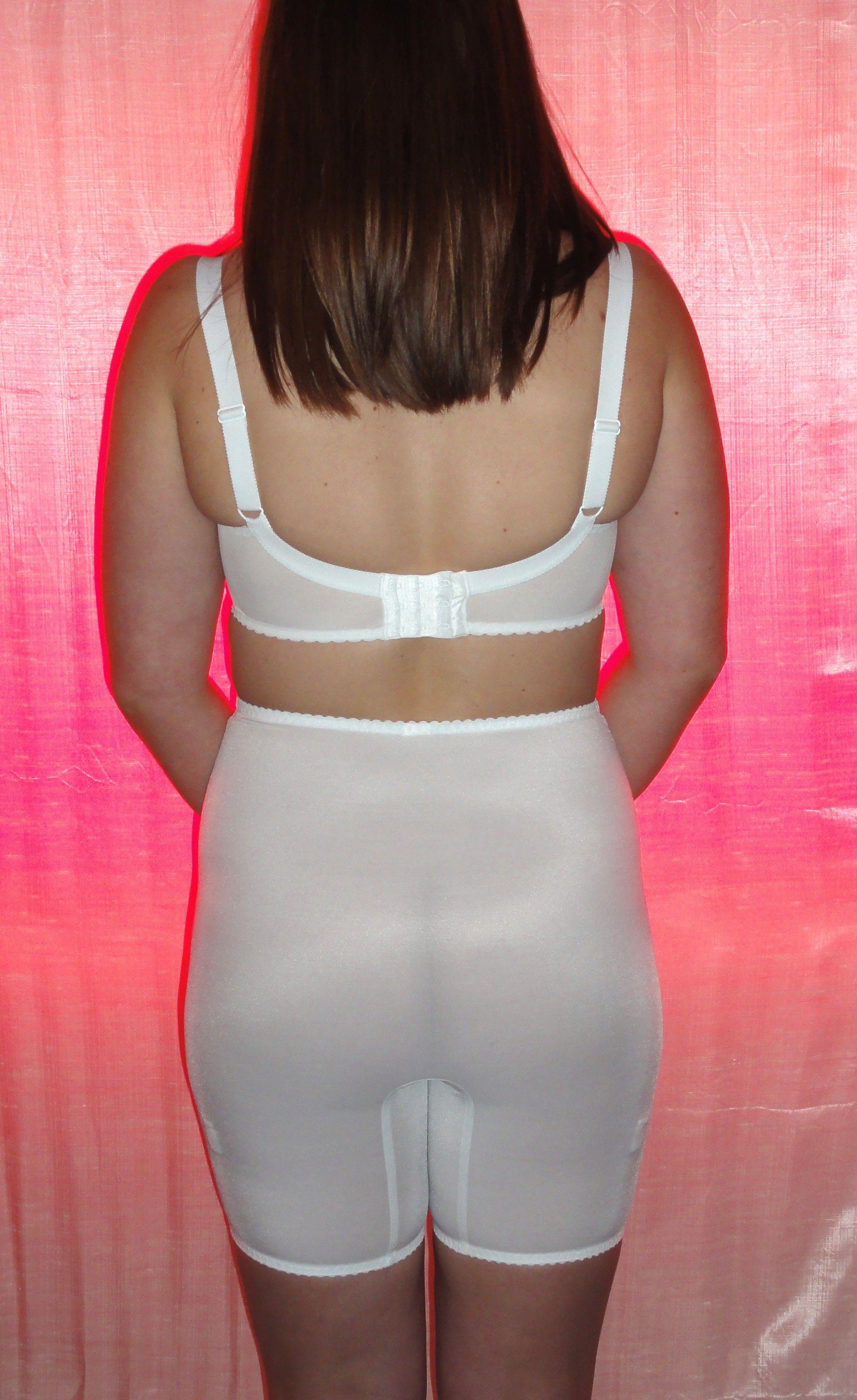 Victoria secrets white ssbbw amp shorty mac - 1 3