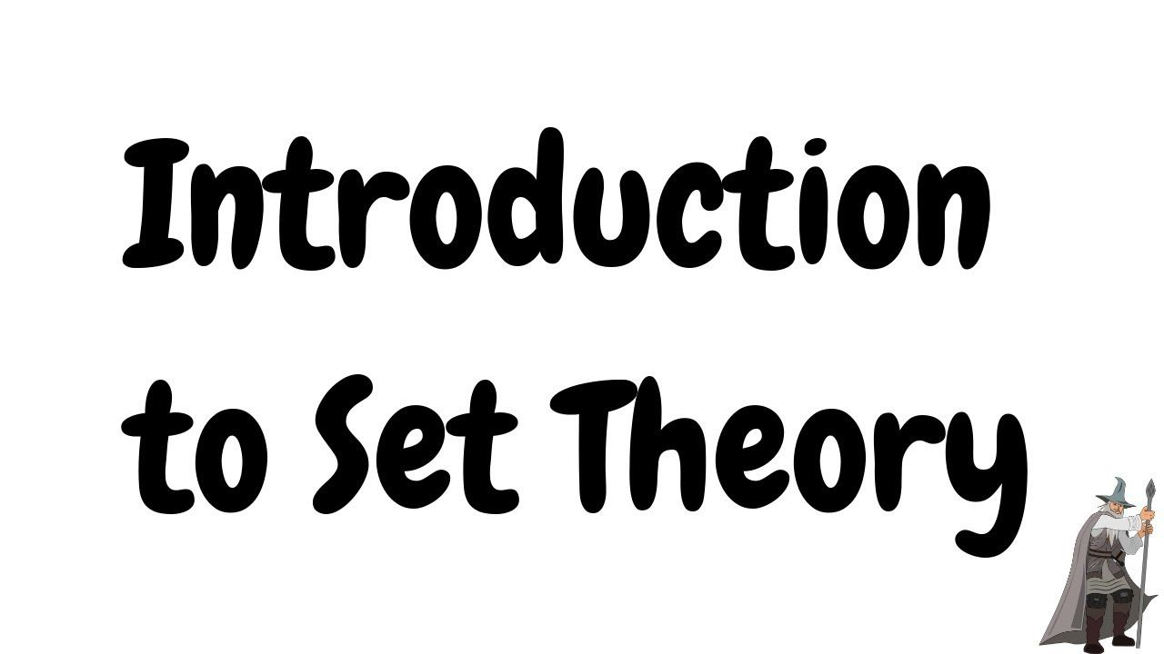 Introduction to Set Theory (Discrete Mathematics) (With