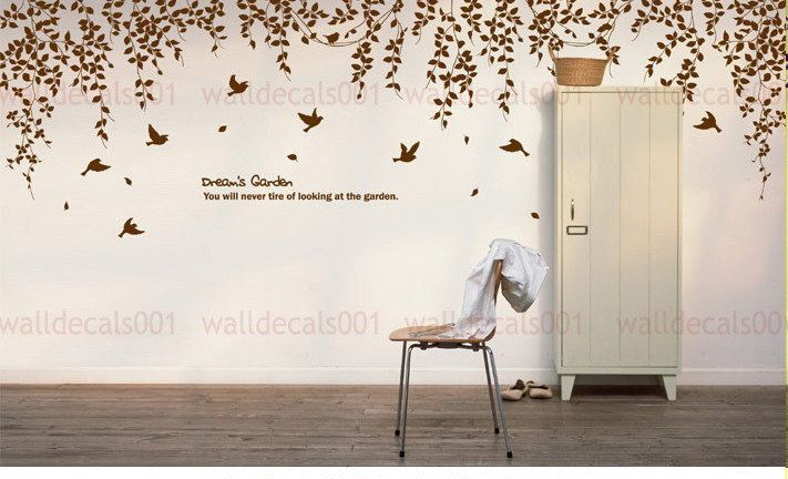 Amazing Inspiration For The Splashback. Wall Stickers Wall Decals Art   Dreamu0027s  Garden. $66.00,