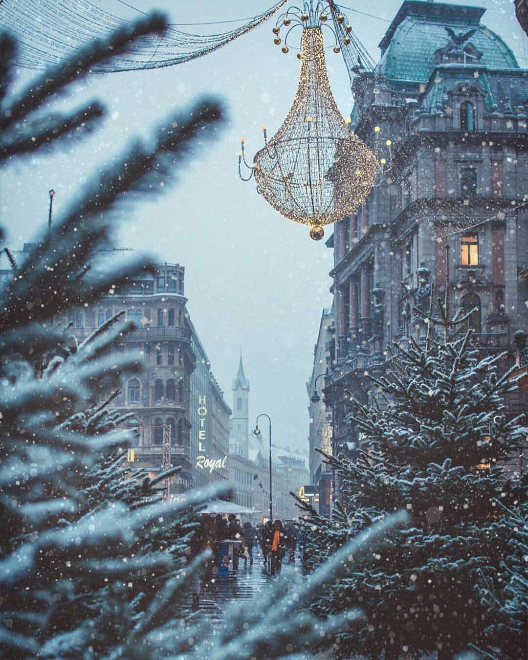Weihnachten in Wien | Städtetrip nach Wien #Reise #Stadttrip #Wien #kerst #ideas #ideeen