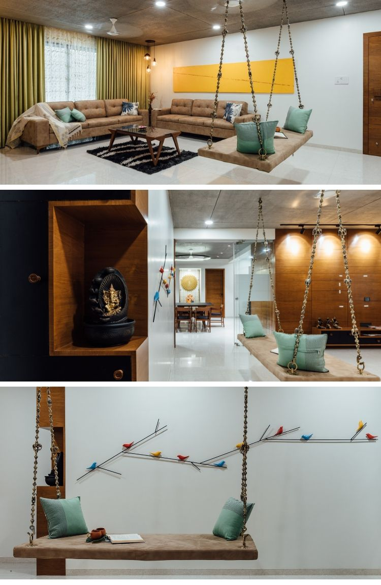 Living room decor design apartment interiors interior also contemporary house with  simple layout architect rh pinterest