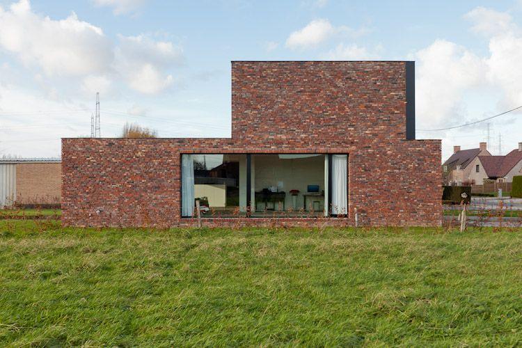 house-a-machelen 2009 / CAAN Architecten / Gent